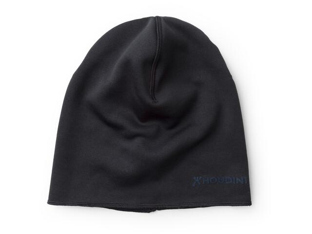 Houdini Toasty Top Hat Heather, true black